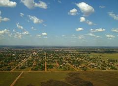 Vista aérea de Campo Grande - MS