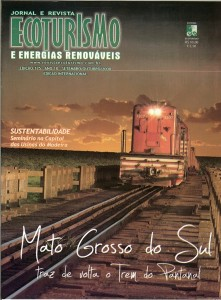 Revista Ecoturismo - Edição Set/Out 2008