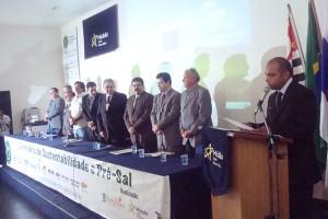 Seminário de Sustentabilidade e Pré-Sal