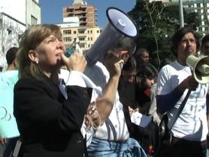 Protesto da Ecóleo