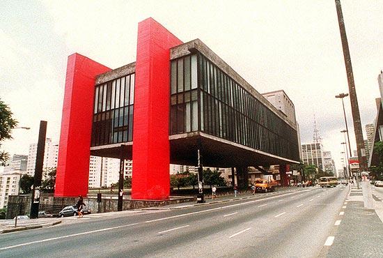 """Museu de Arte de São Paulo (Masp); """"turistas de saúde"""" também aproveitam opções culturais da cidade"""