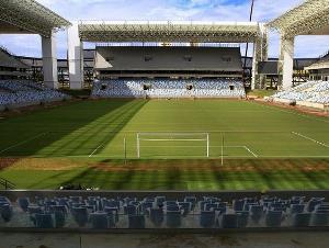 Arena Pantanal será entregue no fim de abril (crédito: Divulgação)