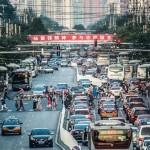 A China pretende reduzir 4% as emissões de CO2 em 2014.